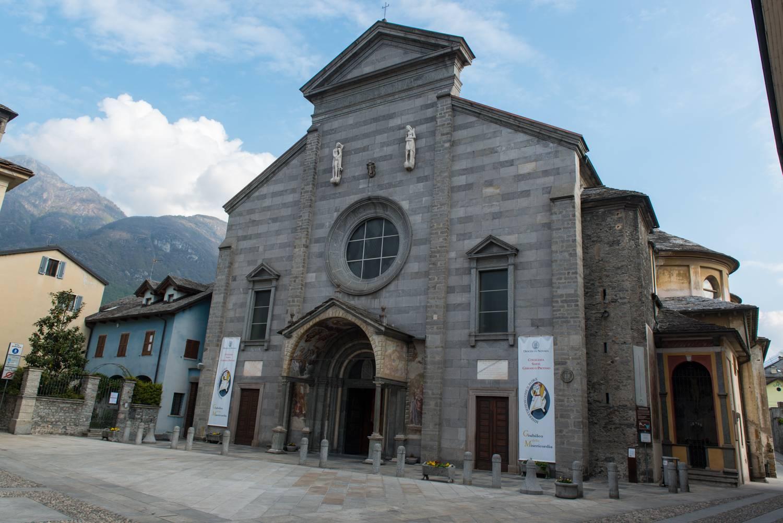 Chiesa Collegiata dei SS. Gervasio e Protasio, Domodossola