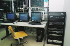 Regia audio installati presso le rotative del gruppo Rizzoli Corriere della Sera