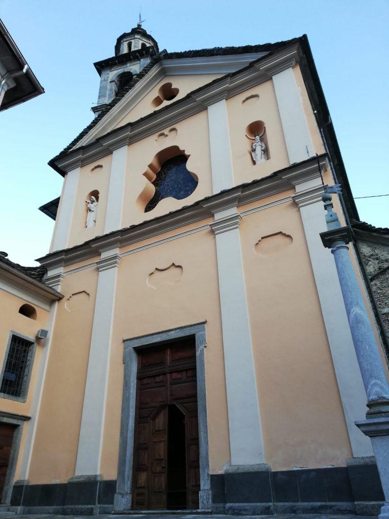 Chiesa Parrocchiale di San Gottardo ad intragna